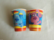 NEW  BLUE'S  CLUES  8-PAPER CUPS  PARTY SUPPLIES