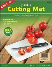 "CUTTING MAT BOARD FLEXIBLE NON-STICK 8.5"" X 11"" CAMPING, BACKPACKING RV'S ETC2"