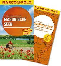 MARCO POLO Reiseführer Masurische Seen 2015 UNBENUTZT statt 11.99 nur ...