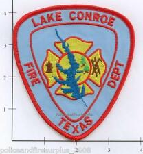 Texas - Lake Conroe TX Fire Dept Patch v1