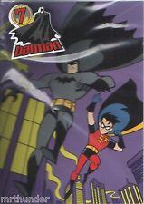 Batman birthday card ebay new batman adventures batman robin age 7 birthday card gemma designs bookmarktalkfo Gallery