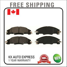 PREMIUM FRONT CERAMIC BRAKE PADS FORD FOCUS 2008 2009 2010 2011 D1339