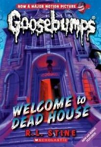 Goosebumps Classic: #13 Welcome To Dead House by R.LStine -Paperback- FREE POST