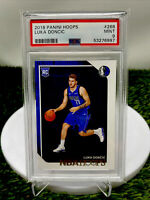 Luka Doncic 2018-19 Panini NBA Hoops Rookie RC #268 PSA 9 MINT Invest🔥free Ship