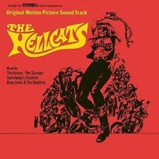 THE HELLCATS OST - ARROWS / DAVY JONES & DOLPHINS / SOMEBODY'S CHYLDREN ETC.