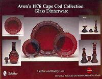Avon's 1876 Cape Cod Collection : Glass Dinnerware, Paperback by Coe, Debbie;...