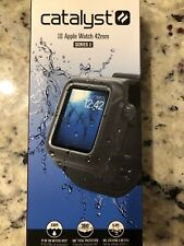 Catalyst Water Proof Case for Apple Watch 42mm Series 2 - Stealth Black