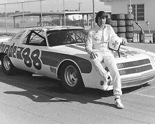 DARRELL WALTRIP 1975 #88 GATORADE CLOSE UP SHOT 8X10 GLOSSY PHOTO #7J8