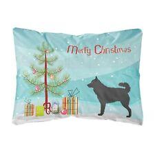 """Caroline's Treasures Christmas Canvas Fabric Decorative Pillow, Multicolor"""