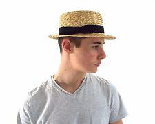 PAGLIETTA paglietta gondoliere MATELOT ST. TRINIAN 'Estate Cappello Cappello JAZZ BAND
