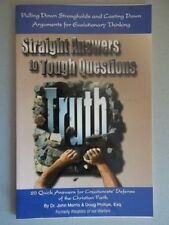 Straight Answers to Tough Questions (20 Quick Answ