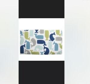 "Pillowfort Whale Bath Mat 15.5"" X 27"""