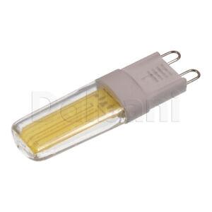 G9 Light Bulb Lamp White COB0931 3W AC110V