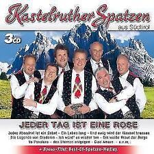 Jeder Tag Ist Eine Rose von Kastelruther Spatzen (2008)