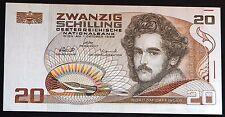 Austria, 20 Schilling 1988, UNC.