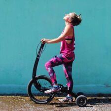 HALFBIKE nuova bicicletta x nuovo sport: bike-jogging HALF BIKE novità assoluta