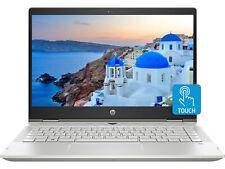 "NEW HP Pavilion x360 14"" FHD Touch i5-8265U 8GB DDR4 256GB SSD Backlit Key Win10"