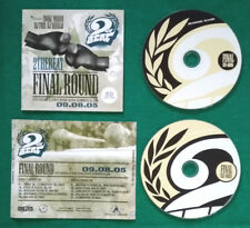CD 2THEBEAT Final Round 09.08.05 RAP ITALIANO HIP HOP clementino one mic esa(R1)