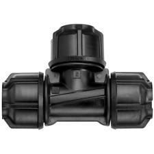Philmac Metric Tee 40mm x 40mm x 40mm - Pack of 3