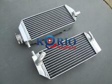 Radiatore Radiatori Cooler SUZUKI RM125 2001-2008 2002 2003 2004 2005 2006 2007