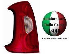 FANALE GRUPPO OTTICO POSTERIORE SINISTRO POST SX S/PORTALAM FIAT PANDA 12> 2012>