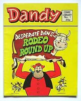DANDY COMIC LIBRARY #1 - 1st APRIL 1983 - ISSUE No. 1 - VERY RARE !! FINE+ beano