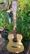 Beautiful Cort Af-550 Tf 6 String Steel Acoustic Guitar