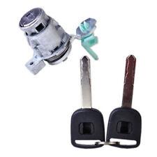 Left Door Lock Cylinder with Keys Fit for Honda CR-V Element 72185-S9A-013