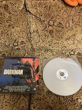 Darkman Movie Laserdisc. Liam Neeson