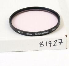 HOYA 72mm Skylight (1B) Filter Japan (B1727)