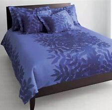 Crate & Barrel Marimekko Saarni Blue Pillow Sham Set (2pc) King