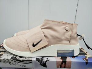 Nike Air Fear of God Moc Particle Beige - Particle Beige/Sail-Black - Size 10