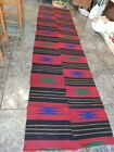 Collectible hand made carpet on the loom from Thrace Greece