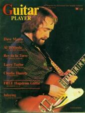 Guitar Player 1975/10 (Dave Mason)