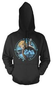 Legend Zelda Link Gaming Adult Hoodie