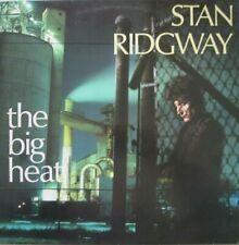 STAN RIDGWAY - THE BIG HEAT  - LP (ORIGINAL INNERSLEEVE)