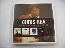 CHRIS REA - ORIGINAL ALBUM SERIES - 5CD BOXSET NEW SEALED 2009