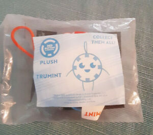 Sonic Trumint plush new in package