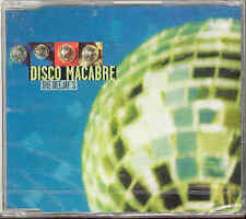 Disco Macabre - The Deejay's 1998 CD-Maxi Sealed