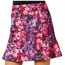 Floral Above Knee A-Line Skirts for Women