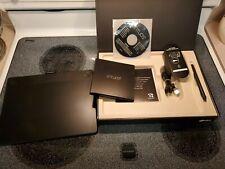Wacom Intuos CTH-690 BLACK MEDIUM Digital Art Pen &Touch Tablet CTH-690