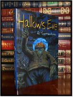 Hallows Eve ✎SIGNED✎ by AL SARRANTONIO Mint Cemetery Dance Hardback 1/750
