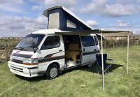 Toyota Hiace Camper 4 berth