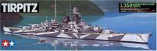 Tamiya German Battleship Tirpitz1:350 NIB