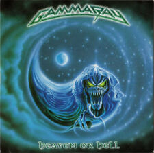 "Gamma Ray ‎""Promo""  Heaven Or Hell  cds"