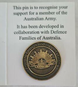 Australian Army Lapel Pin - Badge / Patch Australia ADF Military