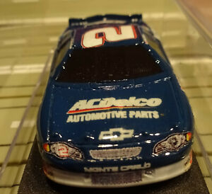 For H0 Slotcar Racing Model Railway Ford Nascar With Life Like Motor IN