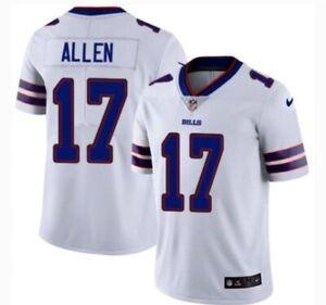 Nike NFL On-Field XL White Jersey Josh Allen Bills NEW UNOPENED NWT XL