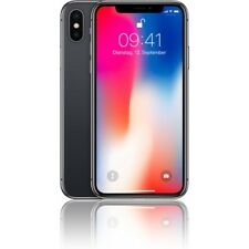 Apple  iPhone X - 256GB mit Allnet Flat nach Wahl