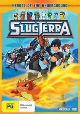 Slugterra - Heroes Of The Underground (DVD, 2015) Mint Condition